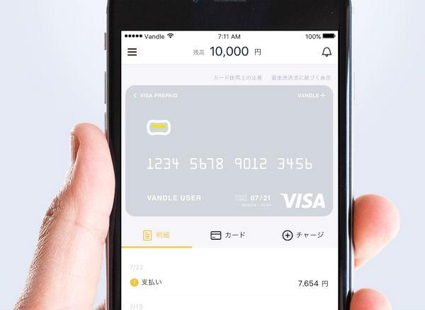 バンドルカードの特徴とアマゾンギフト券換金